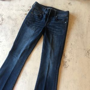 American Eagle Super Stretch Boot Cut Jeans